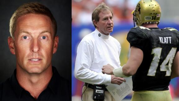 Joel Klatt struggles in first career start at Colorado