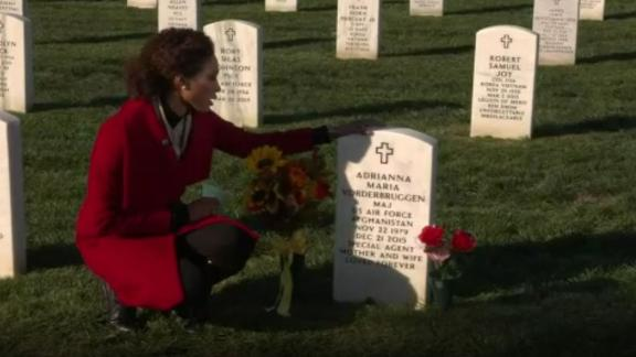 A special Veteran's Day for Sage Steele