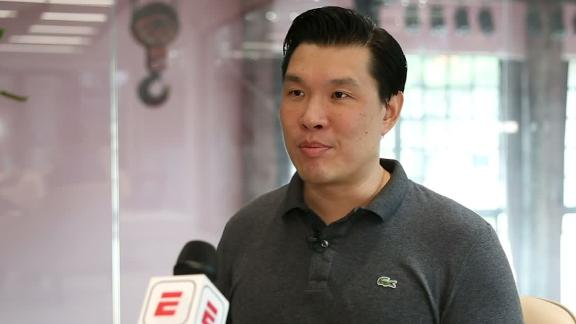 UFC executive talks growth of MMA in China