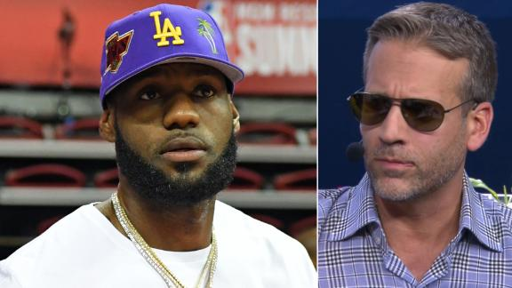 Kellerman wouldn't build a franchise around KD or Lebron