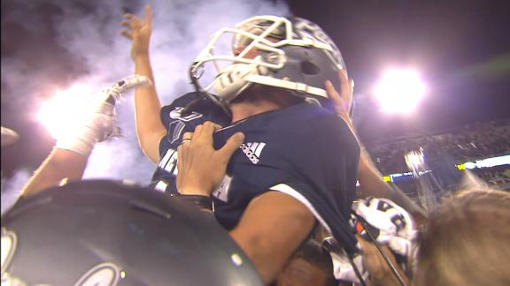 Nevada nails 56-yard FG to beat Purdue