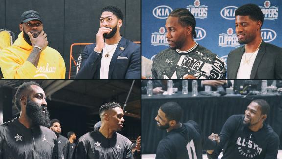 The NBA's new 'Big 2' era