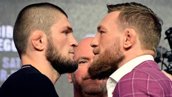 The saga of Khabib and Conor
