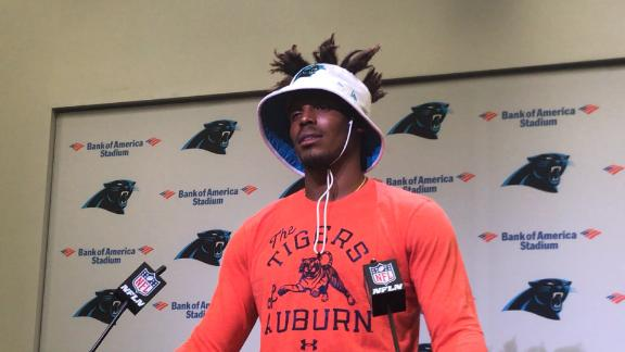 Cam explains switch to vegan diet