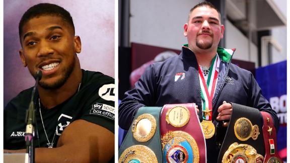Joshua: Ruiz is the best heavyweight out there