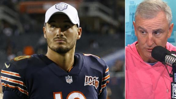 Wingo: It doesn't get any easier for Trubisky and the Bears
