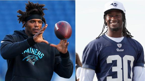 Berry: Gurley and Cam are both risky