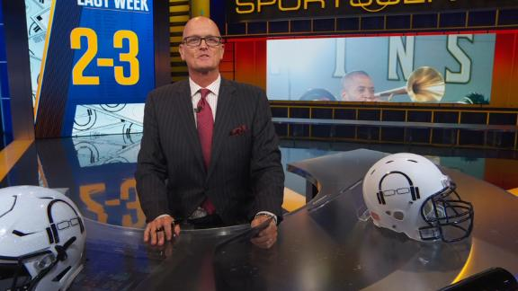SVP hands out his Week 2 winners