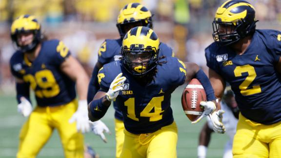 Michigan survives 2OT scare against Army
