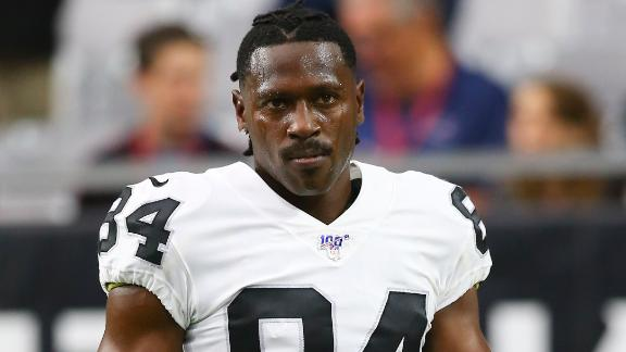 Schefter: Brown free to sign elsewhere after release from Raiders