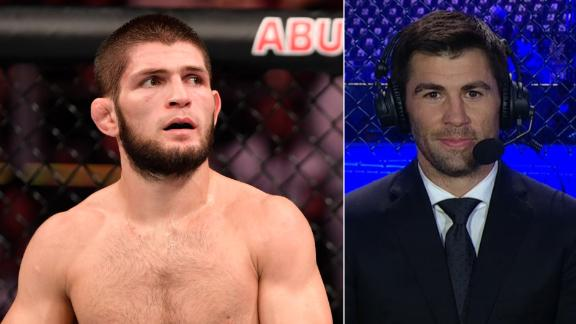 Cruz: Khabib's opponents have to grapple to compete