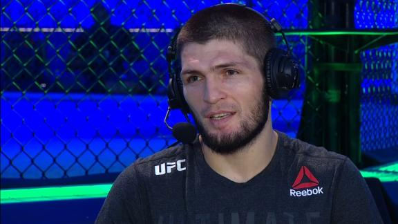 Khabib: Ferguson deserves next fight