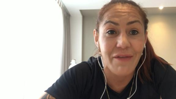 Cyborg still wants Nunes rematch