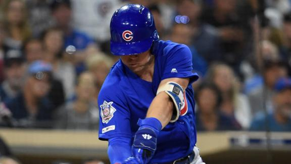 Hoerner hits RBI triple to extend Cubs' lead