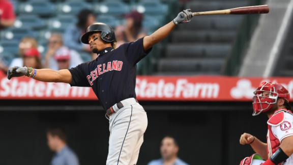 Lindor's 2-run homer secures Indians' win