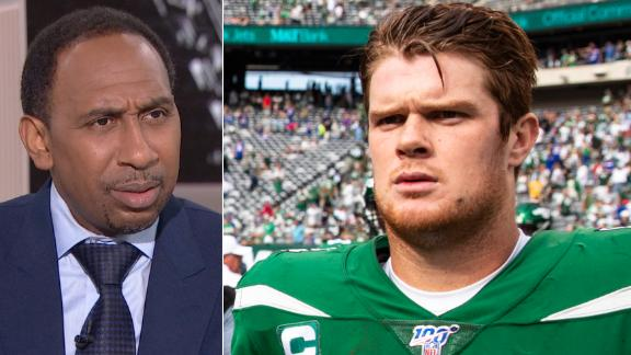 Stephen A.: For all intents and purposes, the Jets' season is over