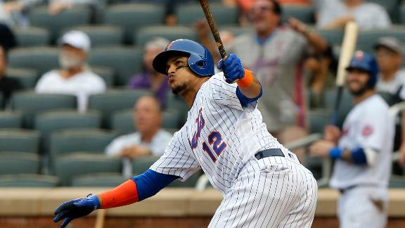 Mets smack 6 home runs in lopsided win