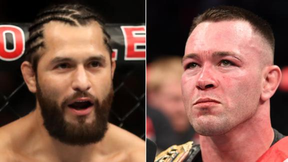 Masvidal tells his side of the Colby Covington feud