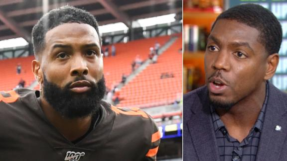Vilma: No truth to OBJ's comments about Jets DC