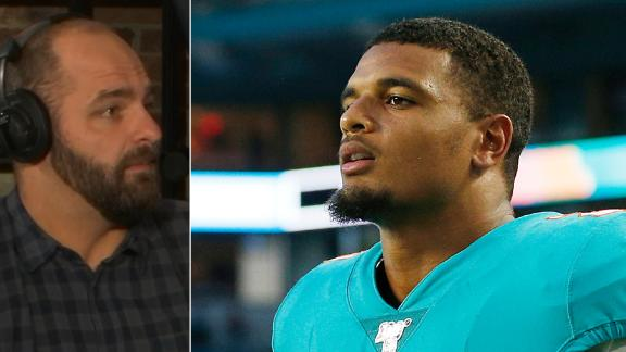 Golic: Dolphins' Fitzpatrick used to winning