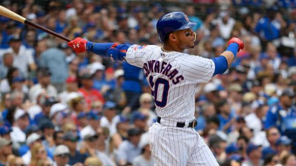 Contreras belts 460 and 455 foot homers