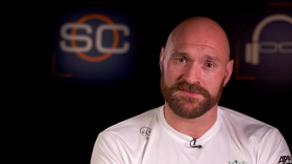 Fury focused on Wallin, not other fights