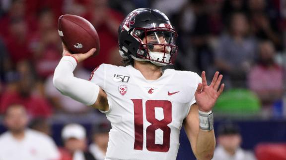 Gordon leads Washington State's 2nd-half surge to down Houston