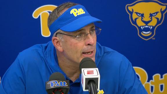 Narduzzi: We're trying to win, not go to OT