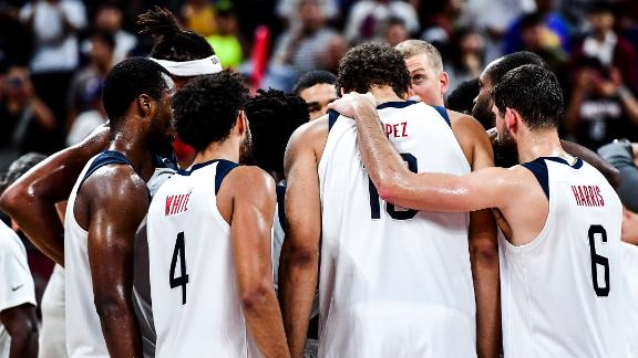 Team USA beats Poland to place 7th in World Cup