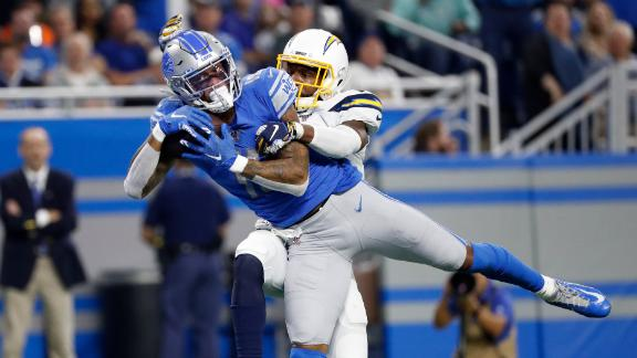 Golladay snatches go-ahead TD