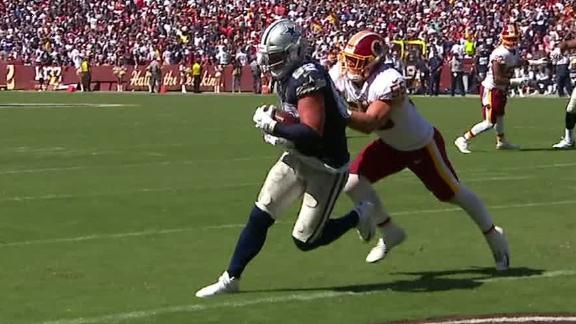 Witten scores TD in second consecutive game