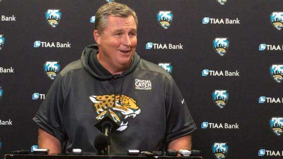 Marrone downplays sideline spat with Ramsey