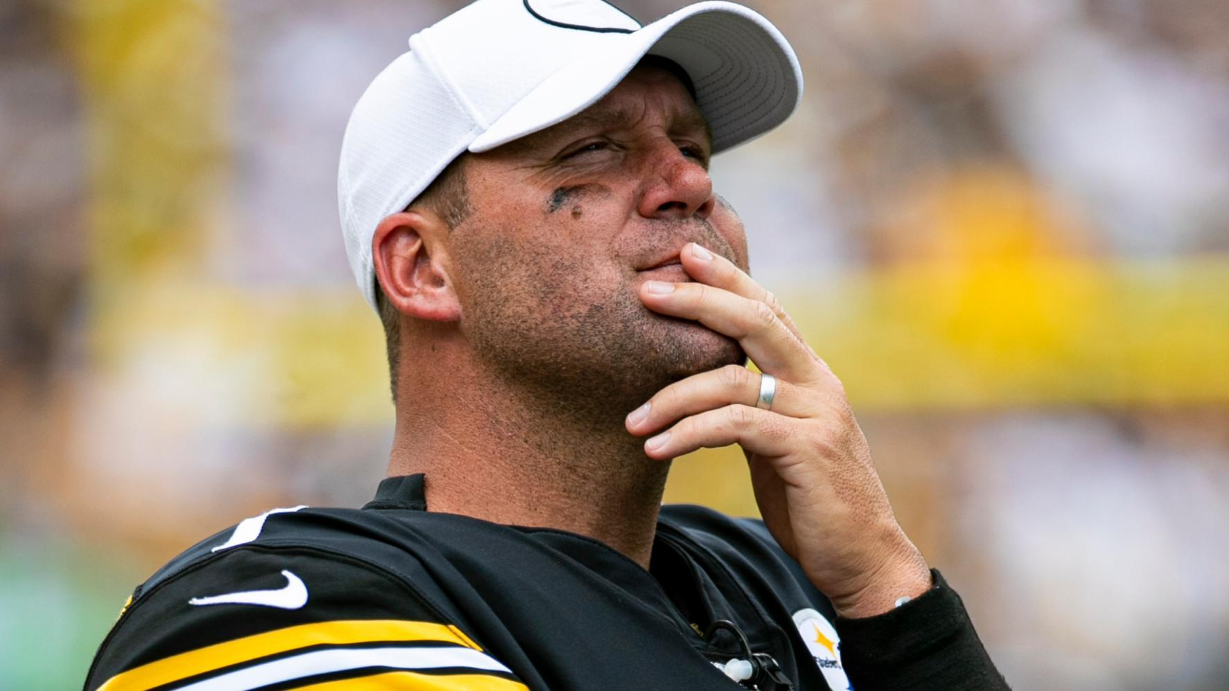 Roethlisberger needs surgery, will miss rest of season