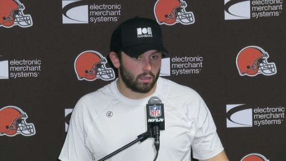 Mayfield bewildered by Jets DC's criticism of OBJ