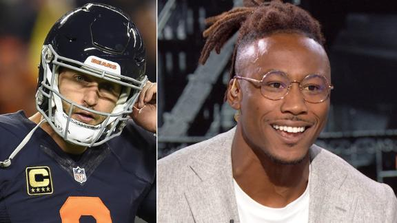 Stephen A. gets fired up when Marshall finally admits Cutler was bad