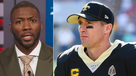 Clark: Super Bowl hopes could go out the window with Brees' surgery