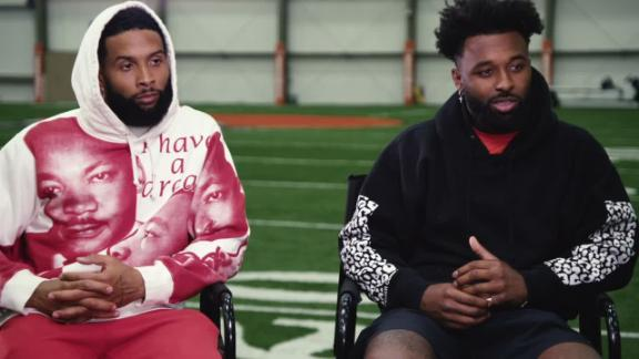 OBJ: Reunion with Landry a 'dream come true'