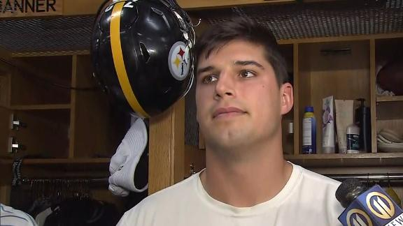 Rudolph ready to step in for Roethlisberger
