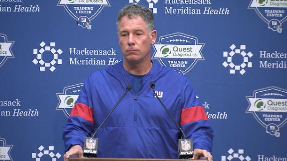 Shurmur leaving Manning-Jones question up for debate