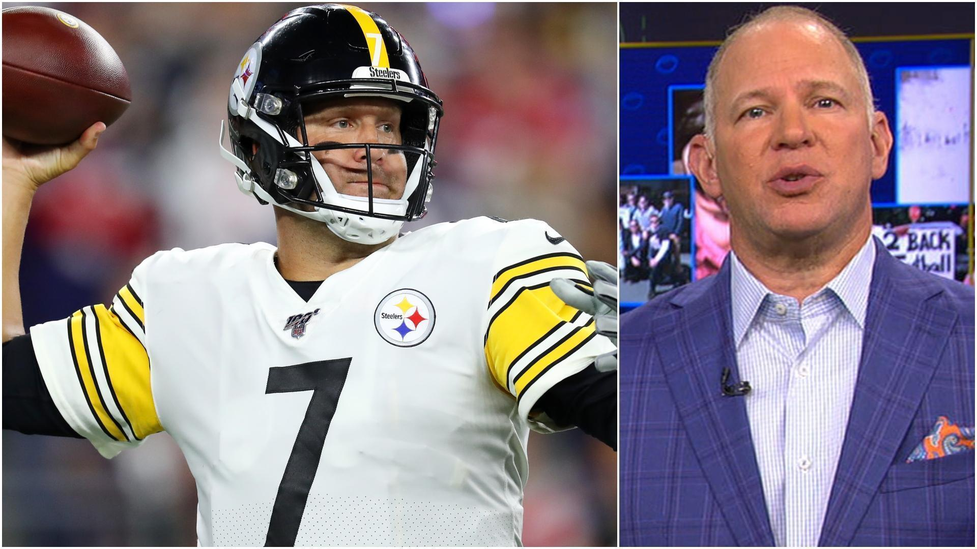 Smith-Schuster's fantasy value will decline without Big Ben