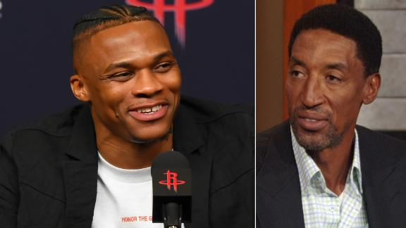 Pippen: Westbrook is the piece D'Antoni needs
