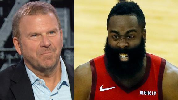 Fertitta: Harden should have won MVP last season