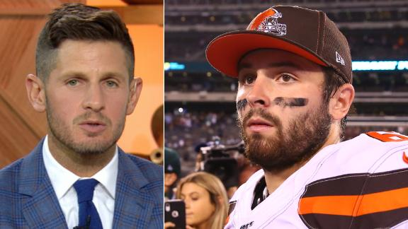 Orlovksy: I'm more concerned with Browns after win