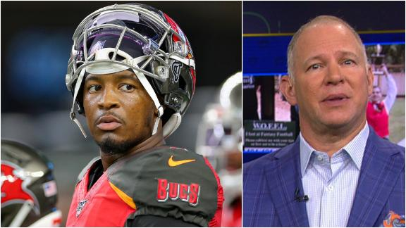 Winston, Allen among Berry's top waiver-wire QBs