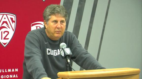 Leach goes into great detail about Pac-12 mascot battle