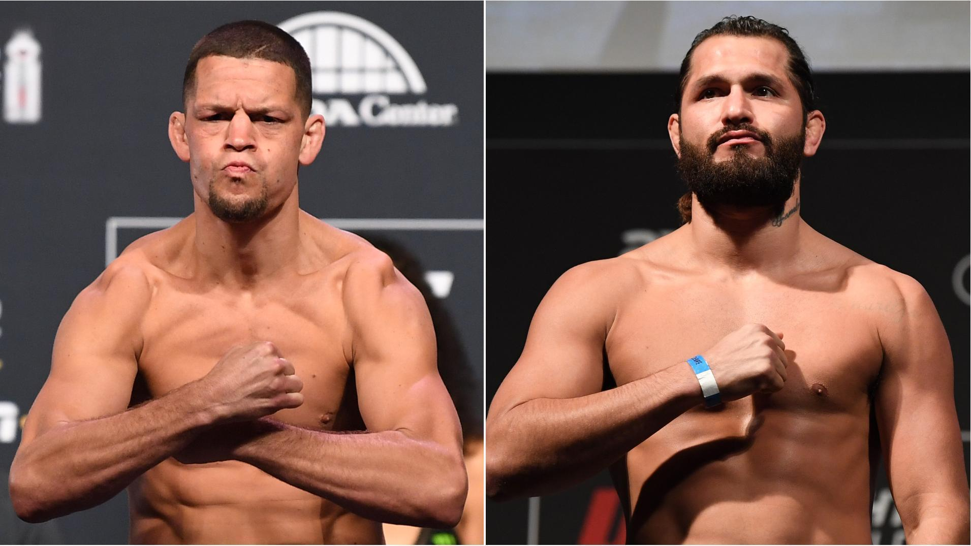 Diaz-Masvidal will bring the electricity to MSG