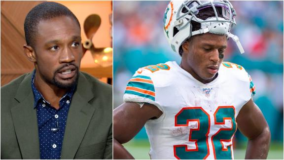 Foxworth: The Dolphins tanking is 'unethical'