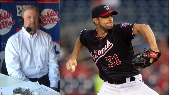 Sutcliffe: I'd want Scherzer in the wild card game