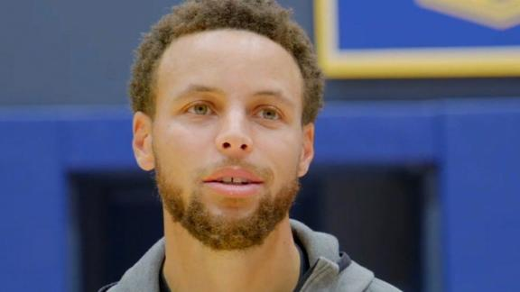 Curry plans to play at 2020 Olympics: 'Definitely wanna go'