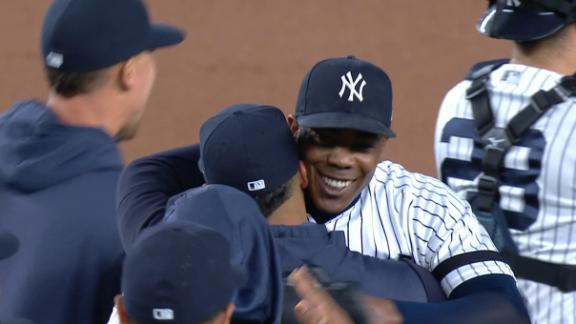 Yankees win AL East for first time since 2012